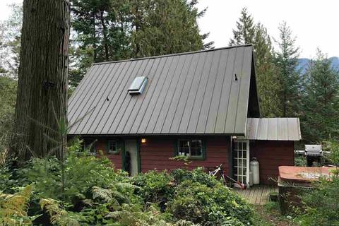 House for sale at 1291 Oceanview Rd Bowen Island British Columbia - MLS: R2411988