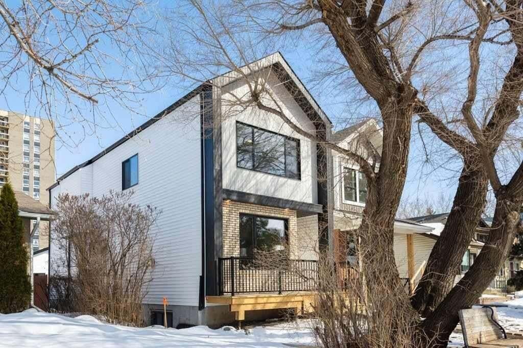 House for sale at 12914 112 Av NW Edmonton Alberta - MLS: E4193590