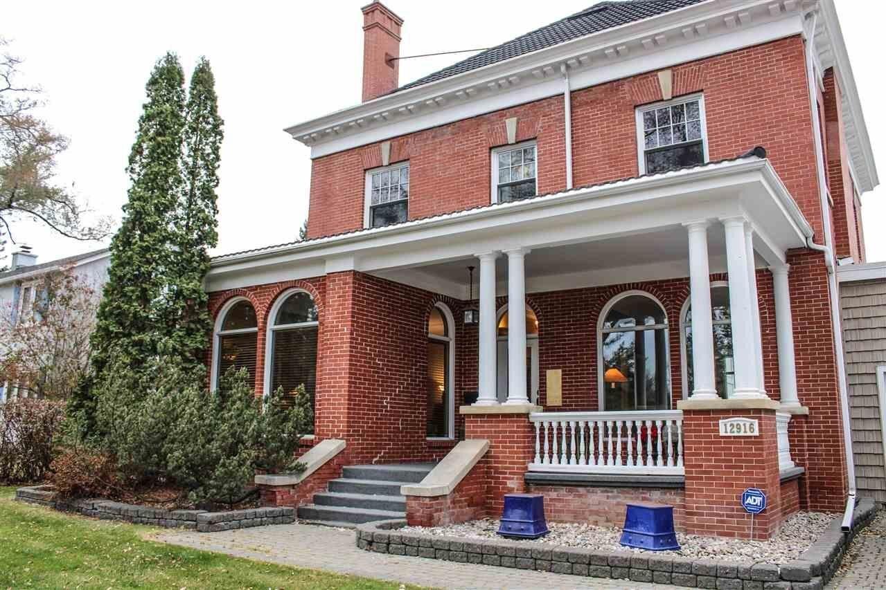House for sale at 12916 102 Av NW Edmonton Alberta - MLS: E4219738