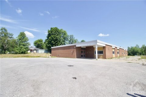 Commercial property for sale at 1292 Rosedale Rd Smiths Falls Ontario - MLS: 1210200