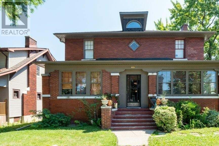 House for sale at 1292 Victoria  Windsor Ontario - MLS: 20007981