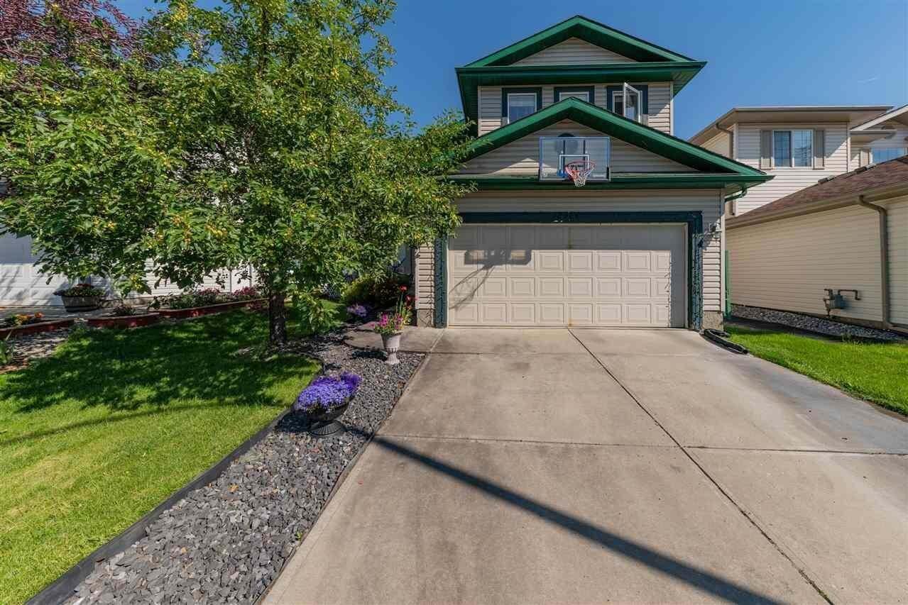 House for sale at 12924 162 Av NW Edmonton Alberta - MLS: E4207711