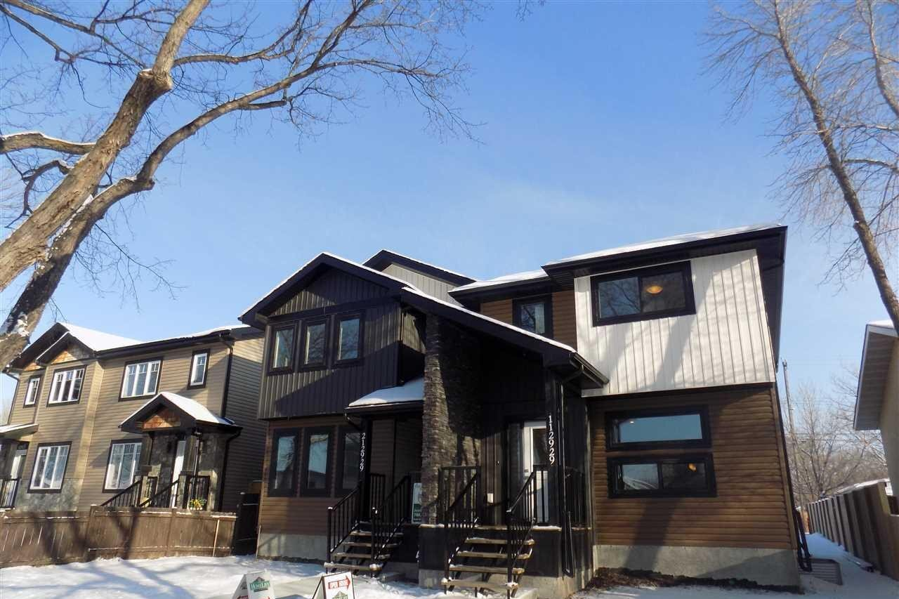 Townhouse for sale at 12929 69 St NW Edmonton Alberta - MLS: E4223713
