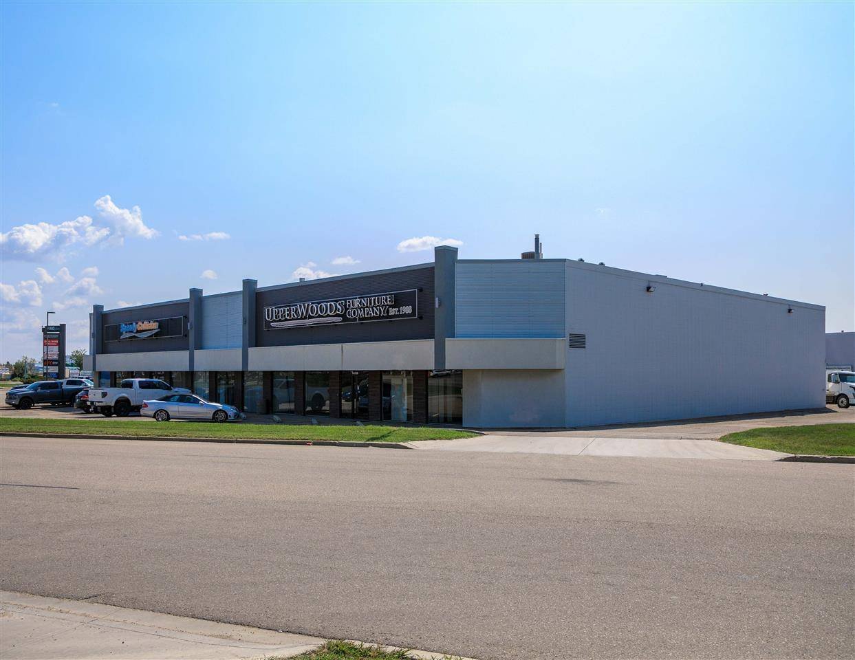 Commercial property for lease at 12930 Albert Tr Nw Edmonton Alberta - MLS: E4132777