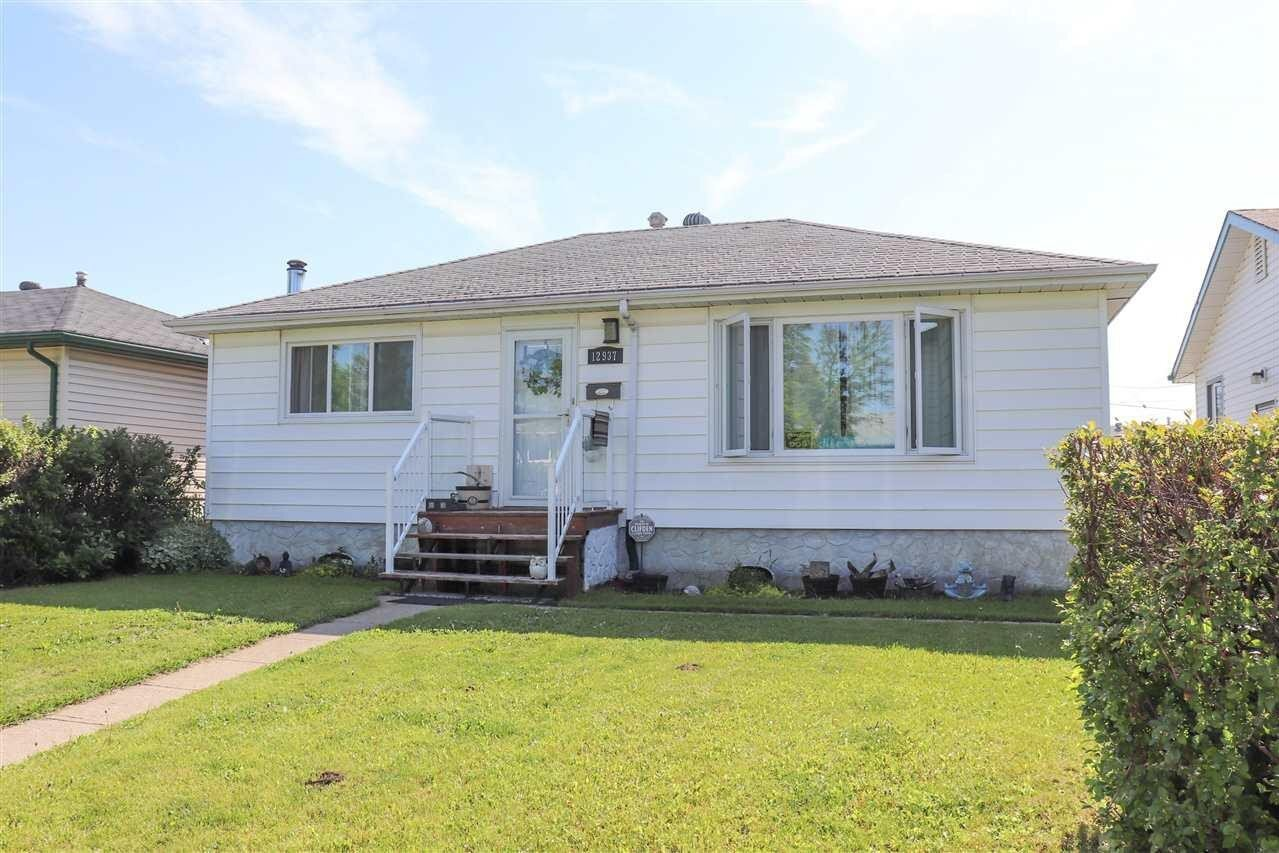House for sale at 12937 63 St NW Edmonton Alberta - MLS: E4225131