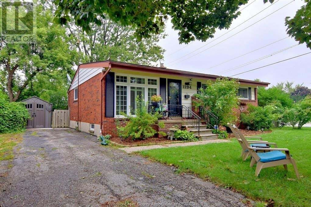 House for sale at 1294 Isabelle Pl Windsor Ontario - MLS: 20011584
