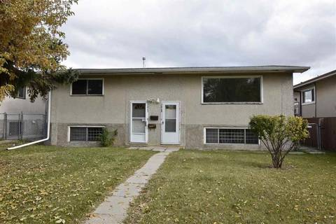 Townhouse for sale at 12943 123 St Nw Edmonton Alberta - MLS: E4151358