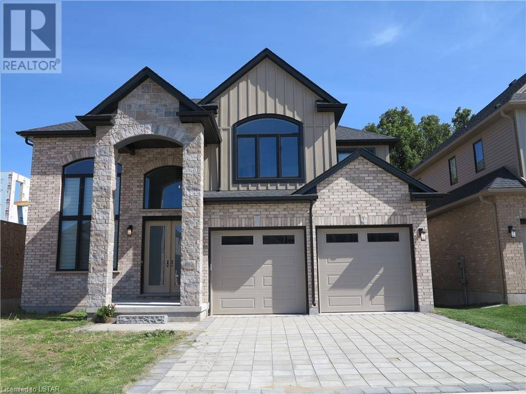 House for sale at 1295 Dyer Cres London Ontario - MLS: 232443