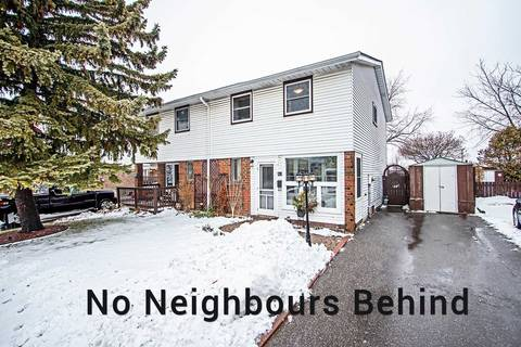 Townhouse for sale at 1295 Fenelon Cres Oshawa Ontario - MLS: E4695976