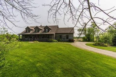 House for sale at 1295 Shouldice Sdrd North Dumfries Ontario - MLS: X4481276