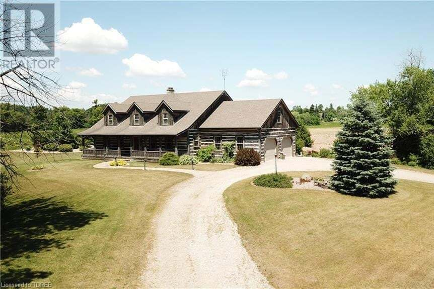 House for sale at 1295 Shouldice Side Rd North Dumfries Ontario - MLS: 247441