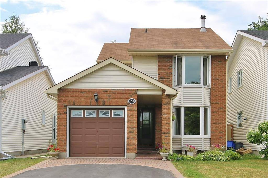 House for sale at 1296 Famlit Ct Ottawa Ontario - MLS: 1165316