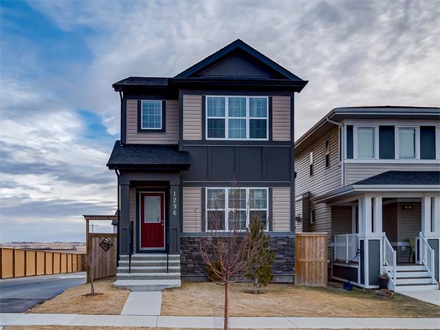 Sold: 1296 Reunion Place Northwest, Airdrie, AB