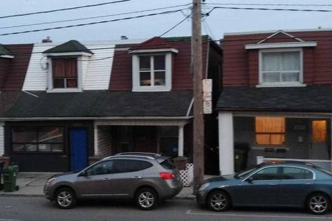 Townhouse for sale at 1297 Davenport Rd Toronto Ontario - MLS: W4414252