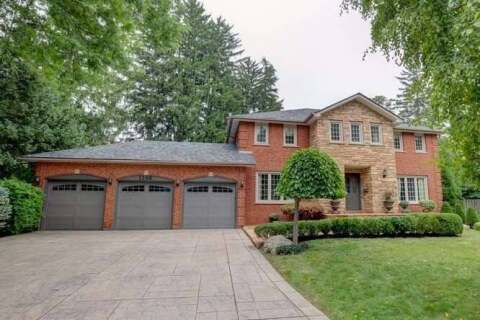 House for sale at 1298 Bunsden Ave Mississauga Ontario - MLS: W4947583
