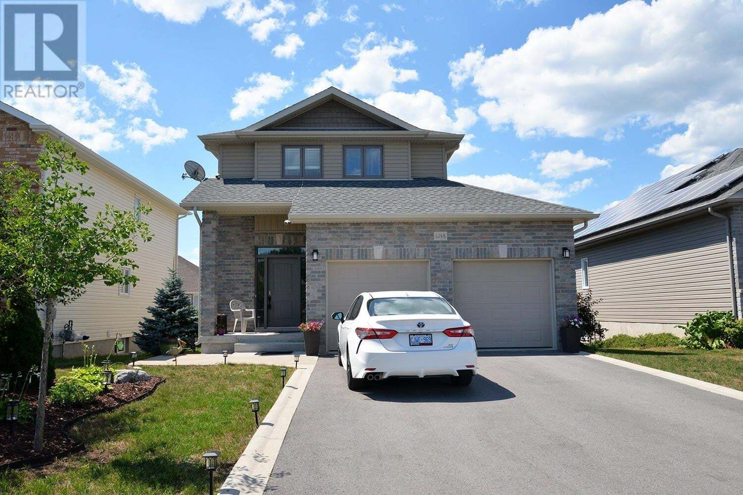 House for sale at 1298 Mazzolin Cres Kingston Ontario - MLS: K20004705