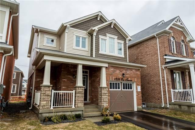Sold: 1298 Orr Terrace, Milton, ON