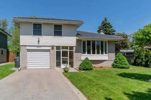 House for sale at 1299 Canford Cres Mississauga Ontario - MLS: W4778293