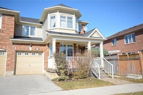 Townhouse for sale at 1299 Clark Blvd Milton Ontario - MLS: W4679064