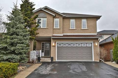 House for sale at 1299 Silvan Forest Dr Burlington Ontario - MLS: W4420724