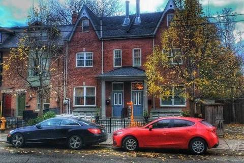 Townhouse for rent at 129 Winchester St Toronto Ontario - MLS: C4510341