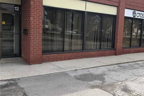 Commercial property for lease at 1020 Matheson Blvd Apartment 12B Mississauga Ontario - MLS: W4534037