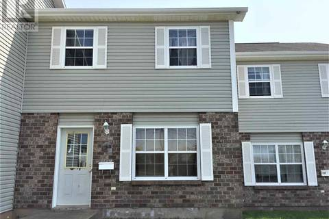 Townhouse for sale at 12 Browns Ct Charlottetown Prince Edward Island - MLS: 201913944