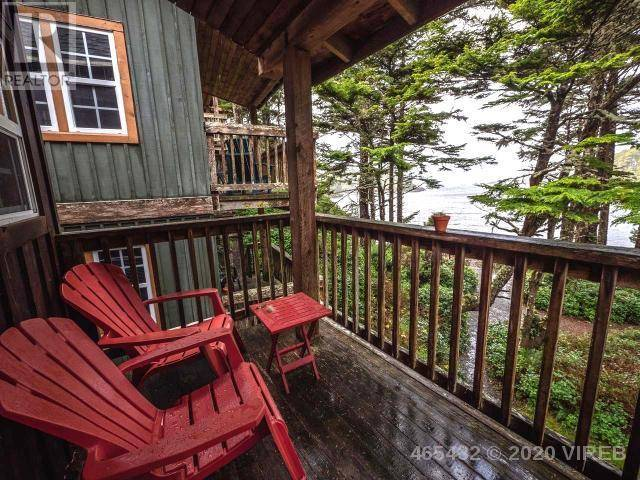 Townhouse for sale at 1002 Peninsula Rd Unit 13 Ucluelet British Columbia - MLS: 465432