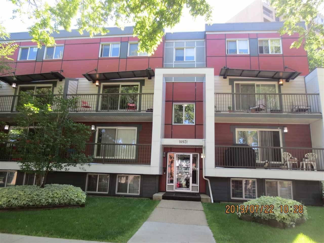 Condo for sale at 10931 83 St Nw Unit 13 Edmonton Alberta - MLS: E4184423