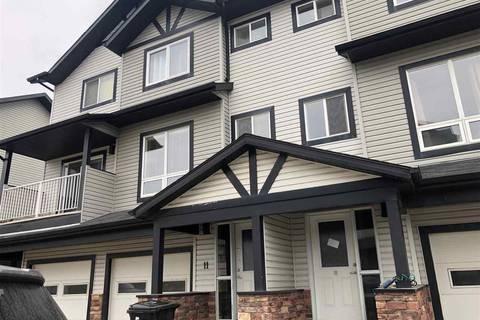 Townhouse for sale at 11 Clover Bar Ln Unit 13 Sherwood Park Alberta - MLS: E4139864