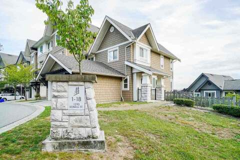 Townhouse for sale at 1295 Soball St Unit 13 Coquitlam British Columbia - MLS: R2508179