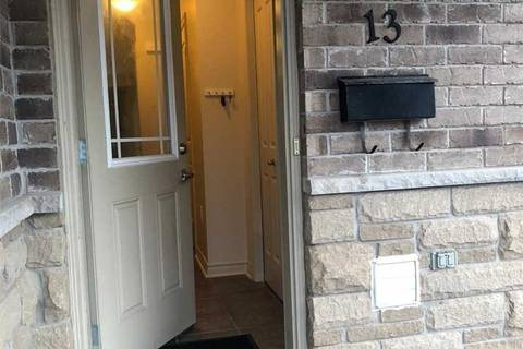 Apartment for rent at 13 Katemore Dr Unit 13 Guelph Ontario - MLS: X4752826