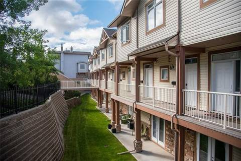 Townhouse for sale at 133 Rockyledge Vw Northwest Unit 13 Calgary Alberta - MLS: C4255147