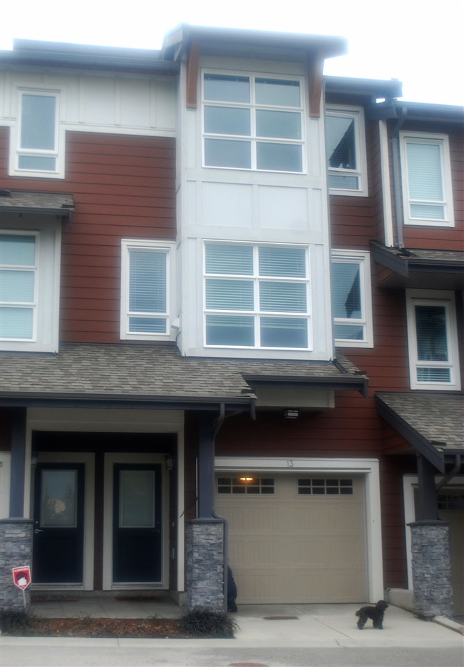 Buliding: 1349 Hames Crescent, Coquitlam, BC
