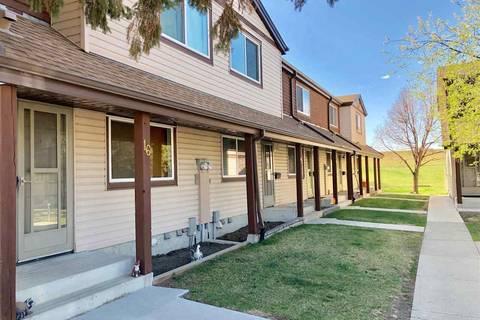 Townhouse for sale at 13833 30 St Nw Unit 13 Edmonton Alberta - MLS: E4156509
