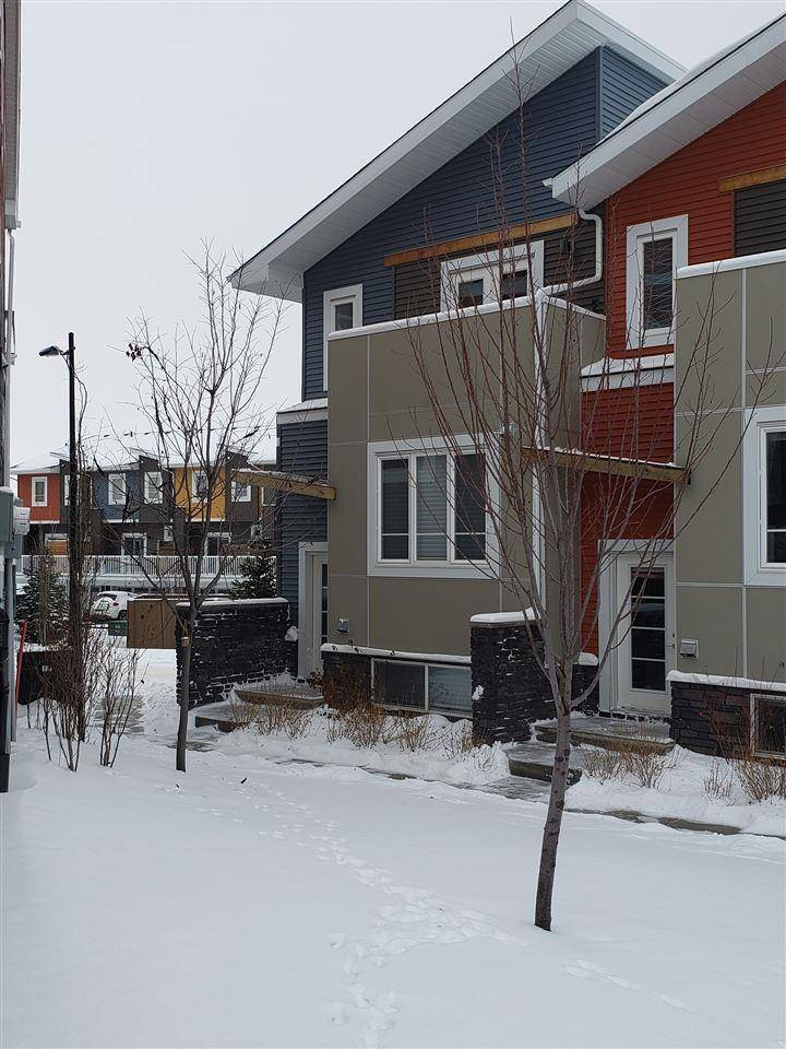 Townhouse for sale at 1480 Watt Dr Sw Unit 13 Edmonton Alberta - MLS: E4176158