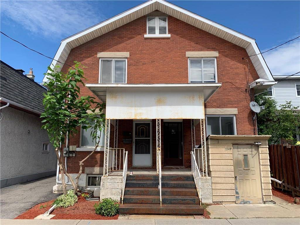 Townhouse for sale at 15 Marier Ave Unit 13 Ottawa Ontario - MLS: 1167962