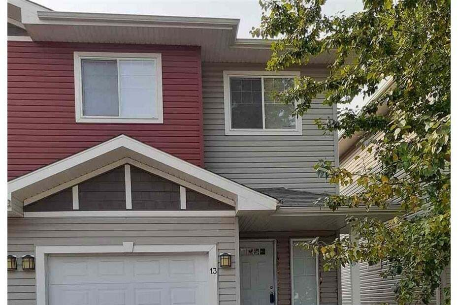 Townhouse for sale at 13 15151 43 St NW Edmonton Alberta - MLS: E4215085