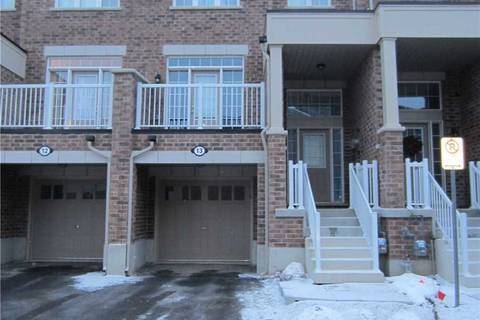 Townhouse for rent at 172 Parkinson Cres Unit 13 Orangeville Ontario - MLS: W4661313
