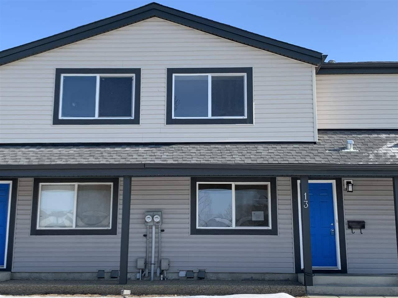 Townhouse for sale at 18010 98 Ave Nw Unit 13 Edmonton Alberta - MLS: E4192379