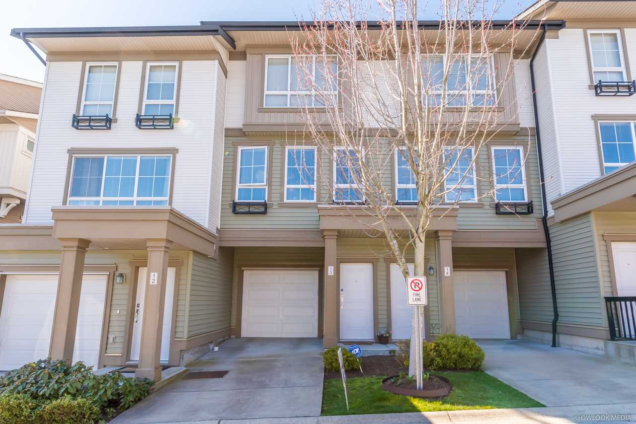 For Sale: 13 - 19505 68a Avenue, Surrey, BC | 2 Bed, 2 Bath Townhouse for $529000.