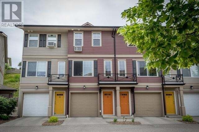 Townhouse for sale at 1970 Braeview Place  Unit 13 Kamloops British Columbia - MLS: 157071