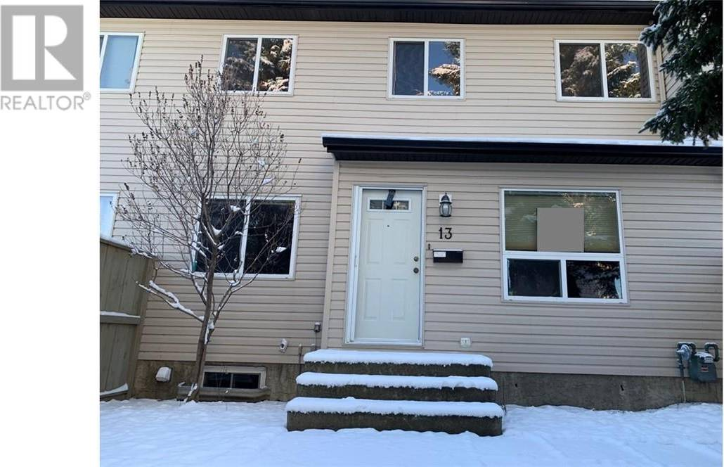 Townhouse for sale at 20 Alford Ave Unit 13 Red Deer Alberta - MLS: ca0180057