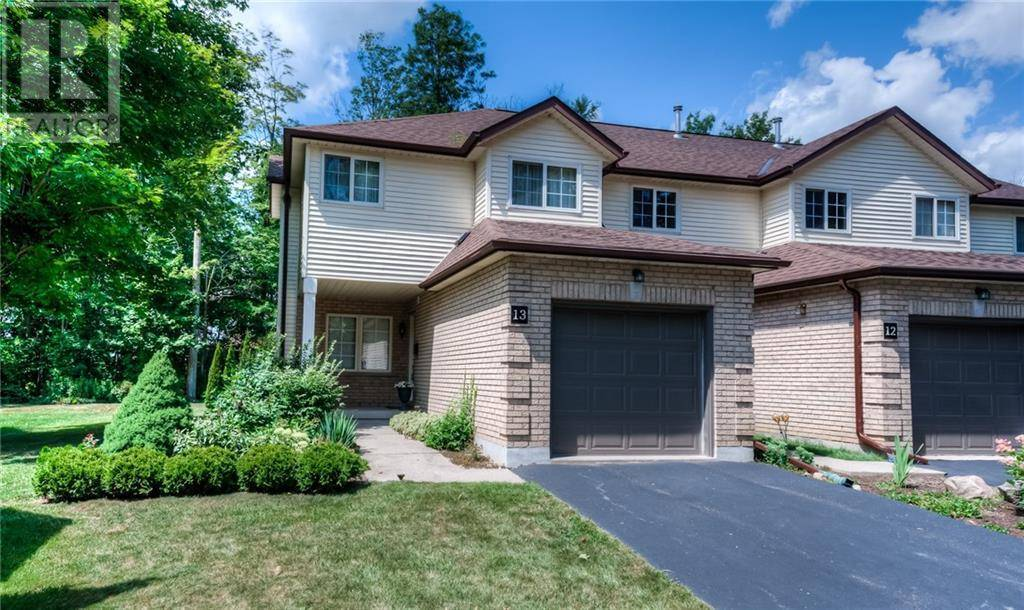 Townhouse for sale at 20 Forrest Ave West Unit 13 New Hamburg Ontario - MLS: 30757452