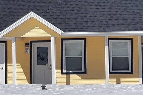 Townhouse for sale at 202 Schoolhouse Ln Unit 13 Stanley Bridge Prince Edward Island - MLS: 201904966