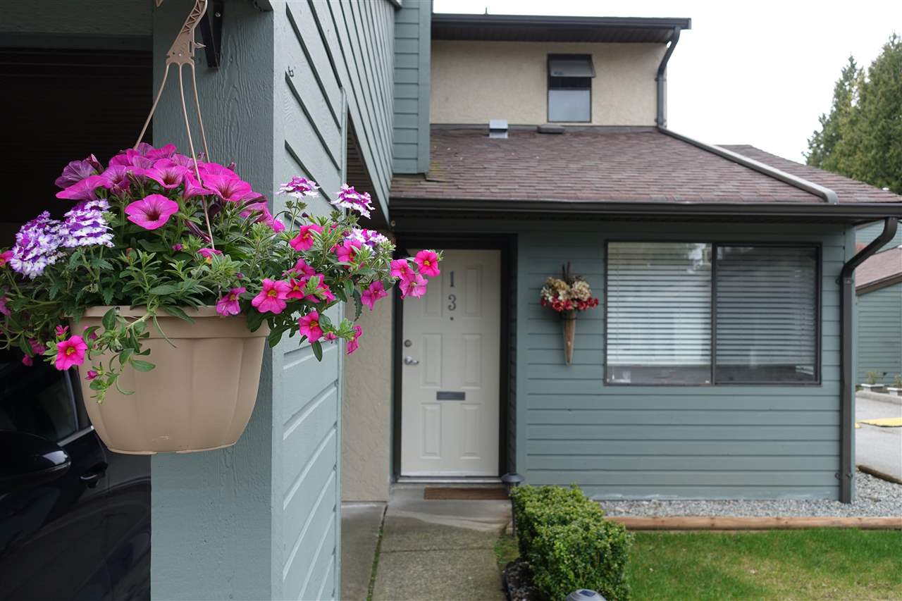 Sold: 13 - 20653 Thorne Avenue, Maple Ridge, BC