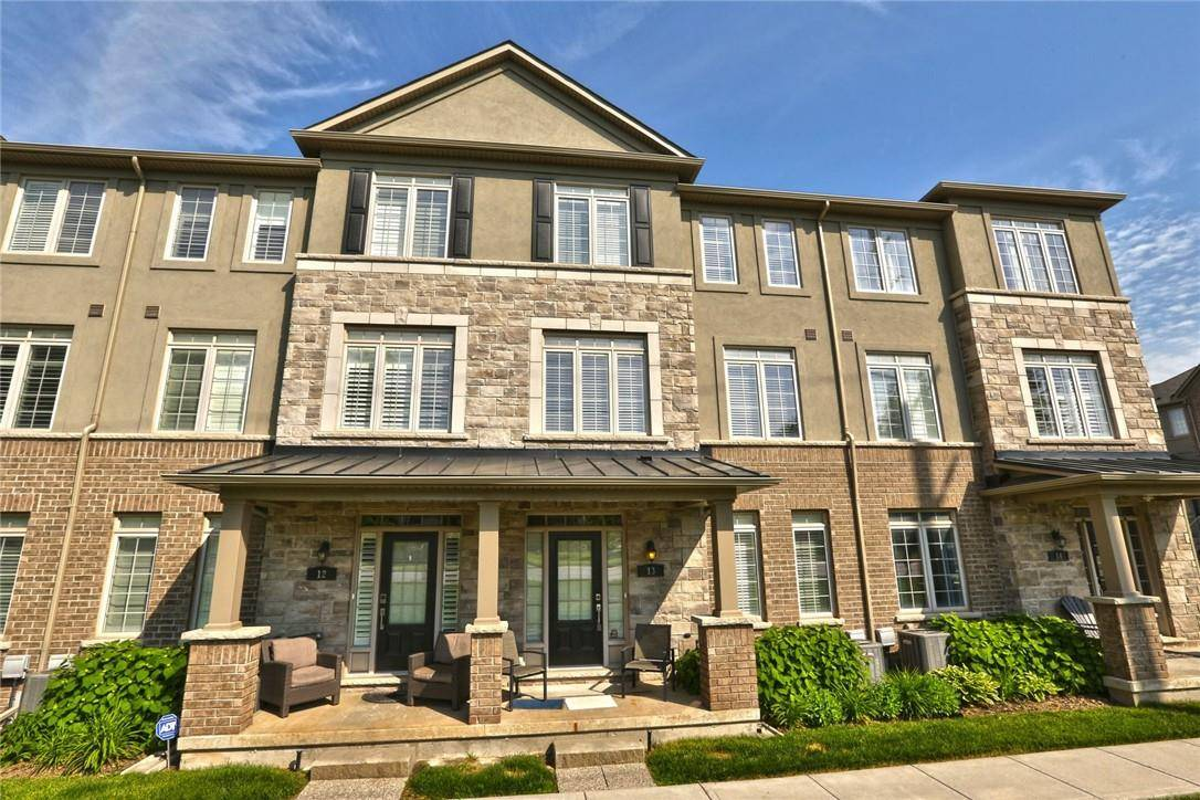 Townhouse for sale at 215 Dundas St E Unit 13 Waterdown Ontario - MLS: H4065852