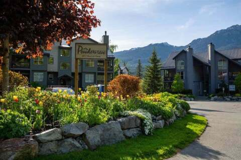 Townhouse for sale at 2217 Marmot Pl Unit 13 Whistler British Columbia - MLS: R2460524