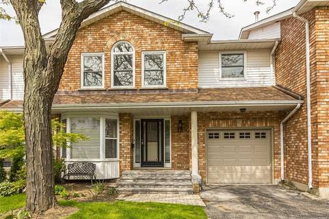 Townhouse for sale at 230 Meadowbrook Dr Unit 13 Ancaster Ontario - MLS: H4055167