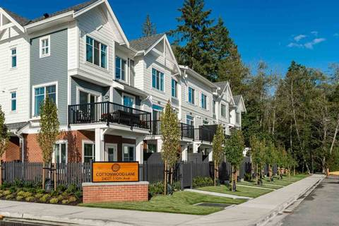 Townhouse for sale at 24021 110 Ave Unit 13 Maple Ridge British Columbia - MLS: R2429533